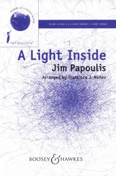 A Light Inside (SSA and Piano) (HL-48005062)