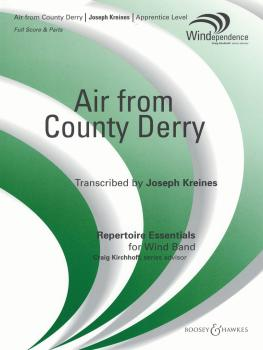 Air from County Derry (Score and Parts) (HL-48006987)