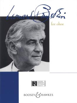 Bernstein for Oboe: Oboe with Piano Accompaniment (HL-48007069)