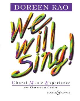 We Will Sing! (Textbook) (HL-48007802)