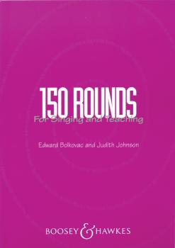 150 Rounds for Singing and Teaching (HL-48007805)