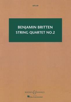 String Quartet No. 2, Op. 36 (HL-48009012)