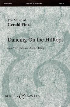 Dancing on the Hilltops (from Ten Children's Songs, Op. 1) (HL-48010815)