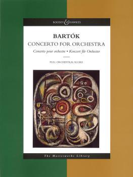 Béla Bartók - Concerto for Orchestra: The Masterworks Library (HL-48011777)
