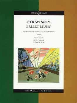 Ballet Music: The Masterworks Library (HL-48011967)