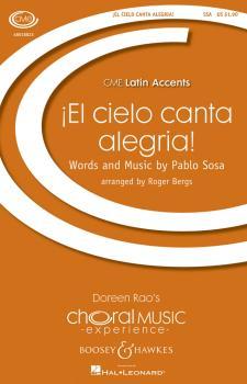 El Cielo Canta Alegria!: Heaven Is Singing for Joy! CME Latin Accents (HL-48018823)