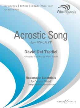 Acrostic Song (from FINAL ALICE) (HL-48019266)