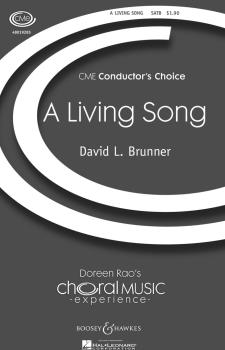A Living Song: CME Conductor's Choice ¦ ¦ ¦ ¦ ¦ ¦ ¦ ¦ ¦ ¦ ¦ ¦ ¦ ¦ ¦ (HL-48019285)