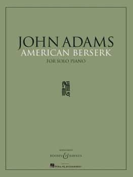 American Berserk (for Solo Piano) (HL-48019656)