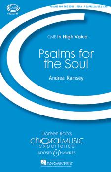 Psalms for the Soul (CME In High Voice) (HL-48020799)