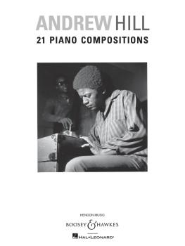 Andrew Hill - 21 Piano Compositions (HL-48020929)