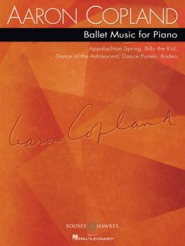 Aaron Copland - Ballet Music for Piano (HL-48021009)