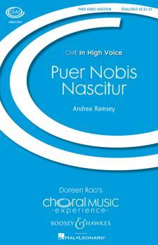 Puer Nobis Nascitur (CME In High Voice) (HL-48021250)