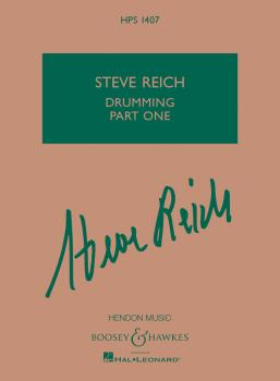 Steve Reich - Drumming Part One: Four Pairs of Tuned Bongo Drums (HL-48022706)