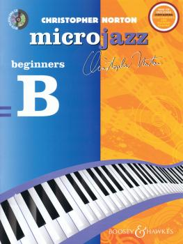 Christopher Norton - Microjazz - Beginners B (with a CD of performance (HL-48022865)