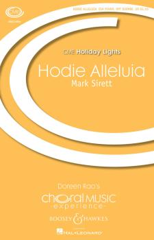 Hodie Alleluia (CME Holiday Lights) (HL-48023064)