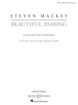 Beautiful Passing: Solo Violin with Piano Reduction (HL-48023248)