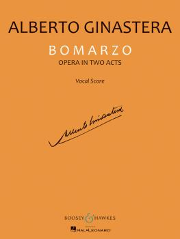 Bomarzo (Vocal Score) (HL-48023717)