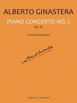Piano Concerto No. 2, Op. 39 (Two Pianos, Four Hands) (HL-48023914)