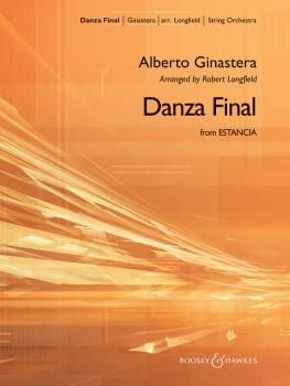 Danza Final (from ESTANCIA) (HL-48030011)