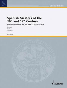 Spanish Masters of the 16th and 17th Centuries (Harp) (HL-49000955)