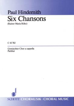 6 Chansons (Complete) (HL-49001221)