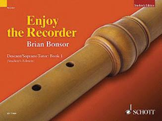 Enjoy the Recorder (Descant Tutor 1) (HL-49002828)