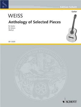 Anthology of Selected Pieces (Guitar Solo) (HL-49003115)