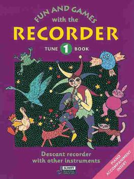 Fun and Games with the Recorder (Descant Tune Book 1) (HL-49003268)