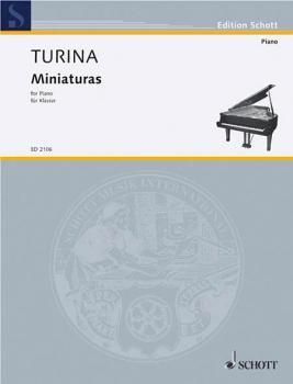 8 Miniatures (Piano) (HL-49003604)