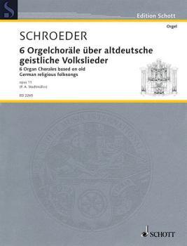 6 Chorales Op. 11 (Organ) (HL-49003685)