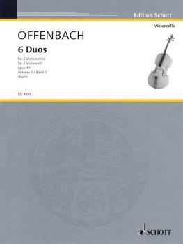 6 Duos, Op. 49 Vol. 1: Nos. 1-3 (2 Cellos) (HL-49005068)