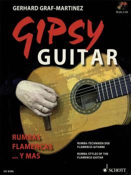 Gipsy Guitar: Rumbas Flamencas ... Rumba Styles of the Flamenco Guitar (HL-49007978)