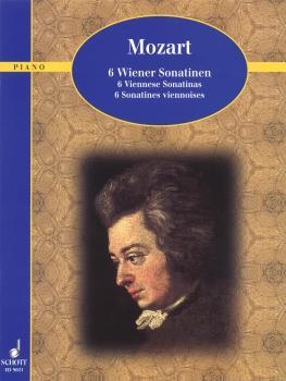 6 Viennese Sonatinas (Piano Solo) (HL-49008291)