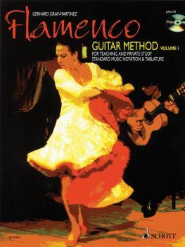 Flamenco Guitar Method (Volume 1) (HL-49008401)