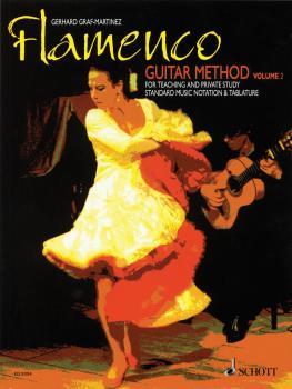 Flamenco Guitar Method (Volume 2) (HL-49008402)