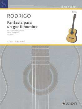 Fantasia para un Gentilhombre (1954) (Guitar and Piano) (HL-49010751)