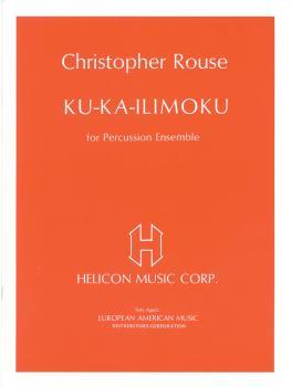 Ku Ka-Ilimoku (for Percussion Ensemble - Full Score and Parts) (HL-49012606)