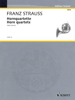 Horn Quartets (Score and Parts) (HL-49012921)