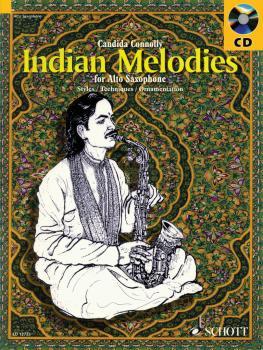 Indian Melodies (for Alto Saxophone) (HL-49012934)