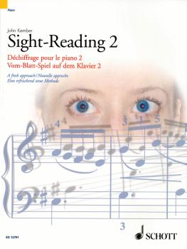 Piano Sight-Reading, Vol. 2 (A Fresh Approach) (HL-49012958)