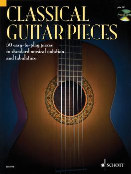 Classical Guitar Pieces: 50 Easy to Play Pieces (HL-49013077)