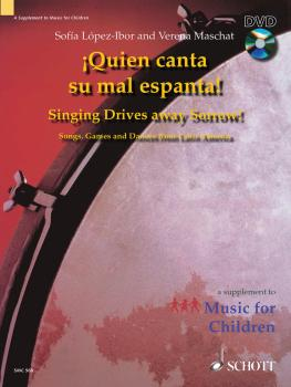 Quien Canta Su Mal Espanta (Singing Drives Away Sorrow) (HL-49015641)