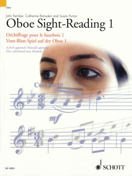 Oboe Sight-Reading 1 (HL-49016688)