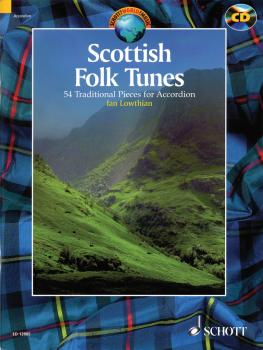 Scottish Folk Tunes: 54 Traditional Pieces for Accordion (HL-49016689)