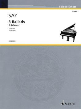 3 Ballads (for Piano) (HL-49016784)