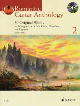 Romantic Guitar Anthology - Volume 2 (30 Original Works) (HL-49017733)