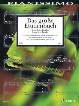 The Great Book of Studies - 100 Beautiful Studies for Piano (Pianissim (HL-49018781)