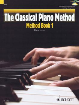The Classical Piano Method - Method Book 1 (With CD of Performances an (HL-49019145)
