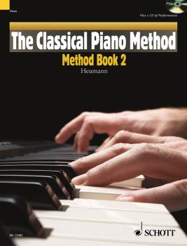 The Classical Piano Method - Method Book 2 (With CD of Performances an (HL-49019146)